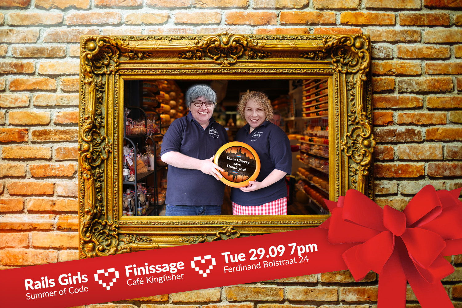 Didn't we get amazingly attractive during the summer?