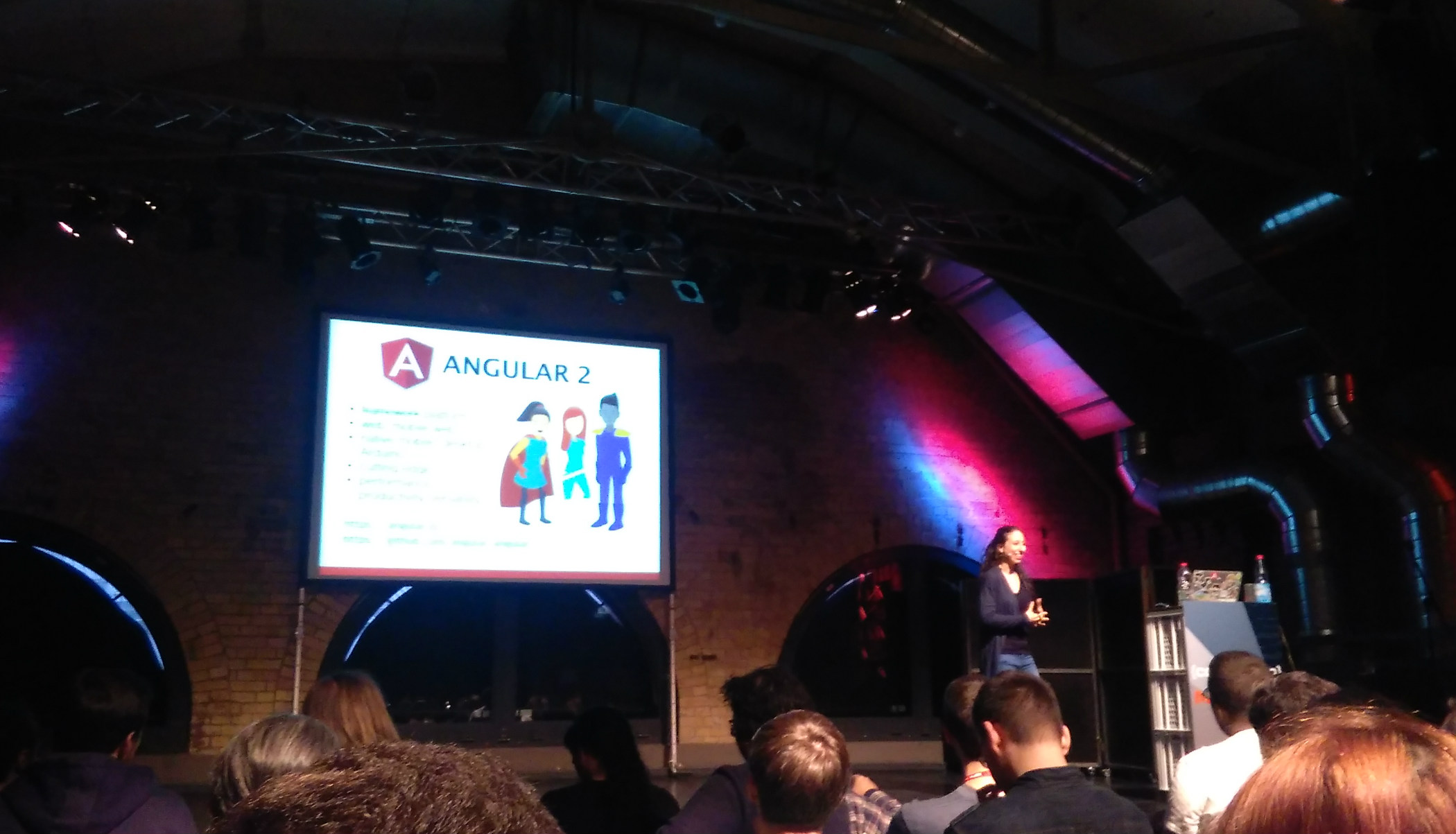Shmuela Jacobs about Angular 2