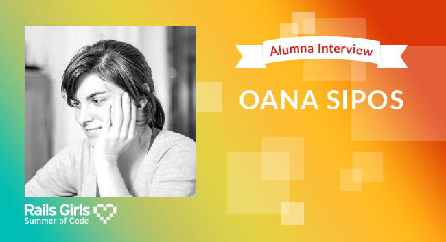 Interview with Oana Sipos