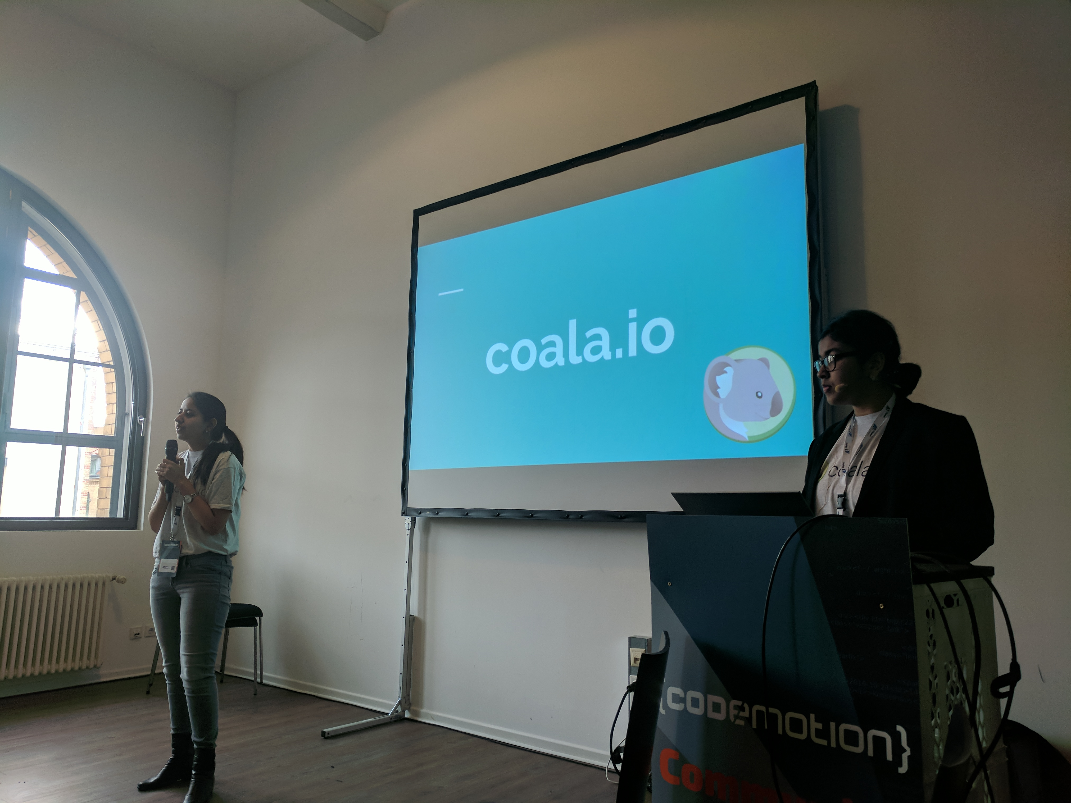 telling our story at coala.io
