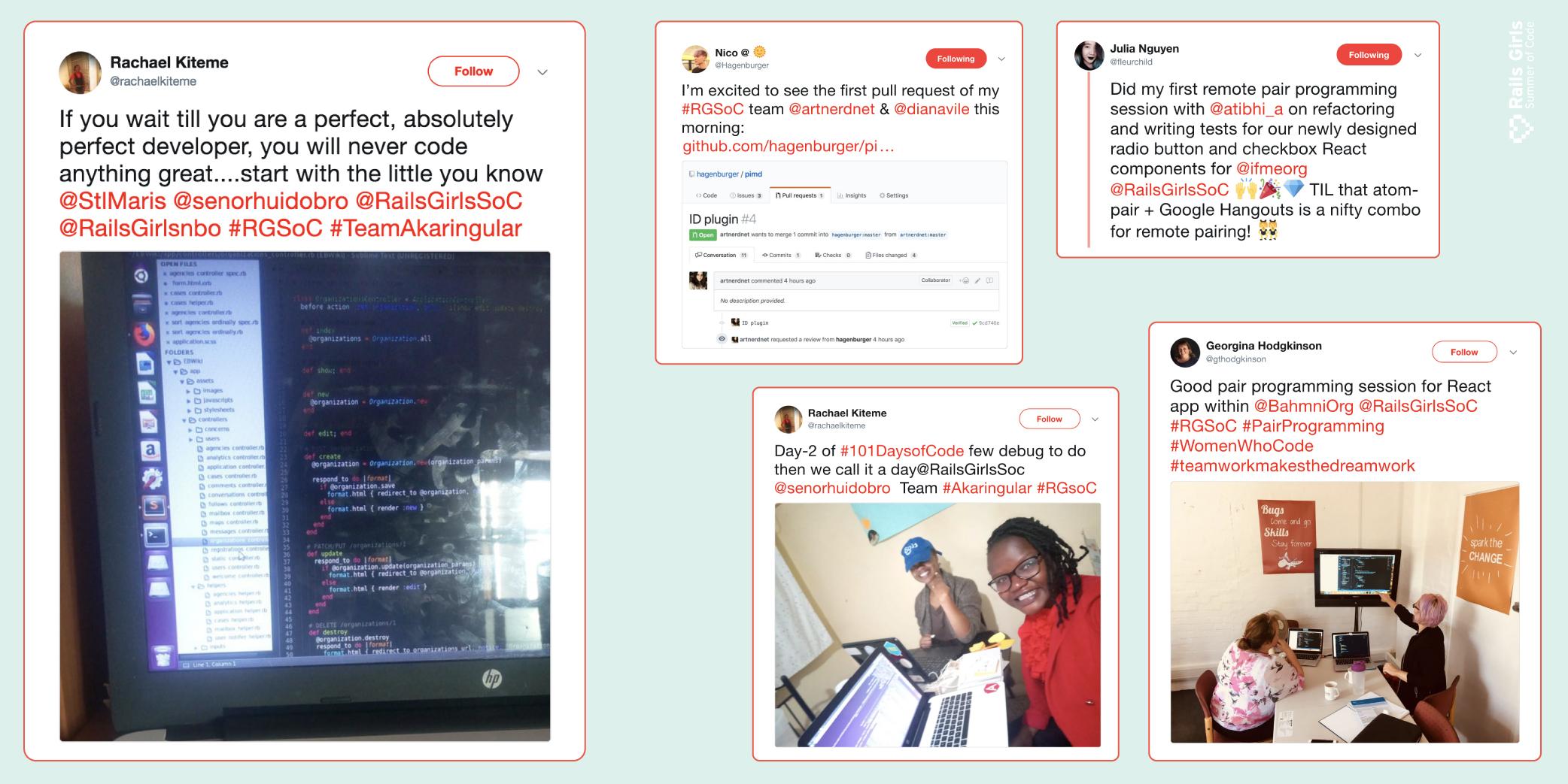 Rails Girls Summer of Code Blog | Rails Girls Summer of Code
